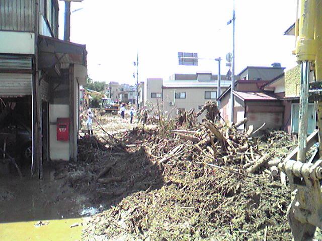 新潟・福島大水害①