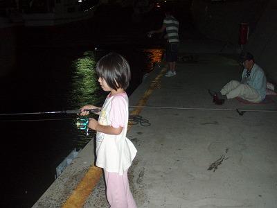 漁港釣り2