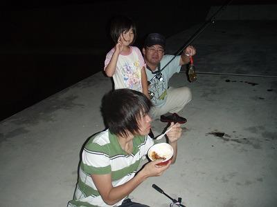 ぬる~く漁港釣り1