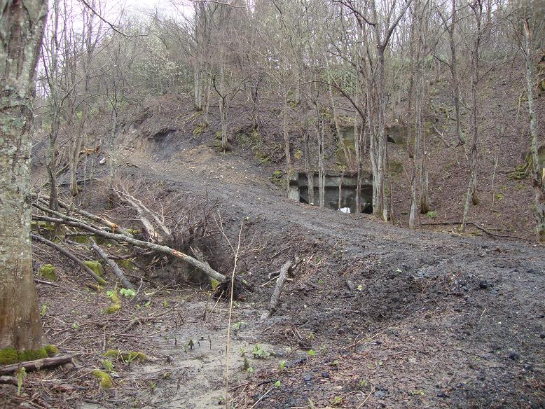 新歌志内選炭施設