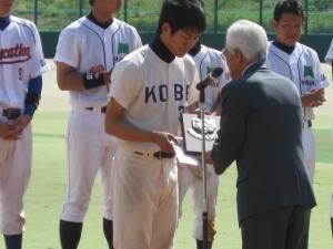 09春ベストナイン上田