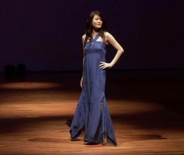 イブニングドレス2