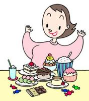 Zuckerkrank, Übermäßiger Zucker, Blutzucker Niveauanstieg