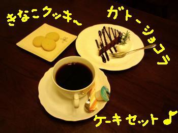 ウーフーさんケーキセット2