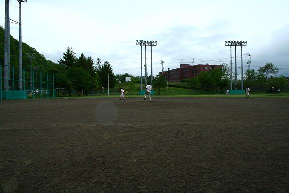 VS東山タイガース2009.5.30_01690003