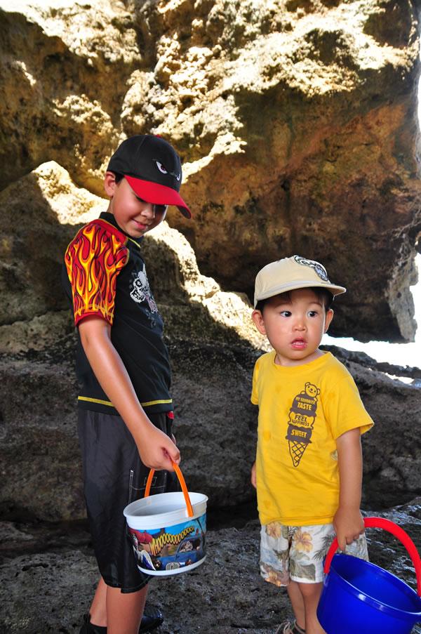 ミニ洞窟03