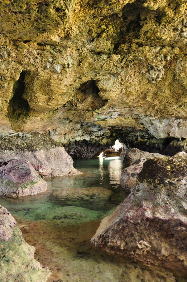 ミニ洞窟05