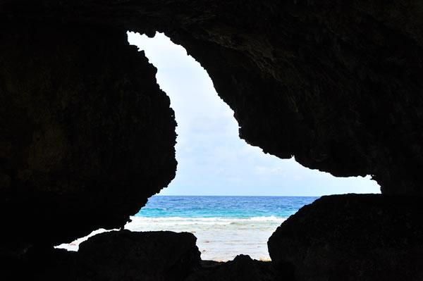 ミニ洞窟07