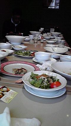 家族ぐるみ 昼食 (1)