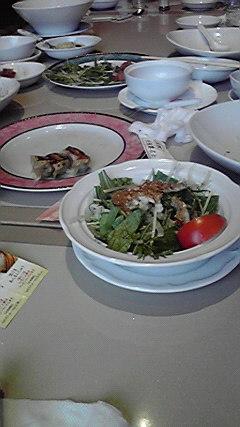 家族ぐるみ 昼食