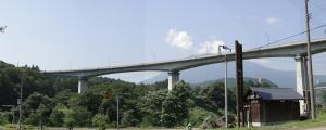 信越大橋パノラマ写真加工済み