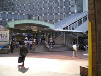 新橋駅IMGP0642