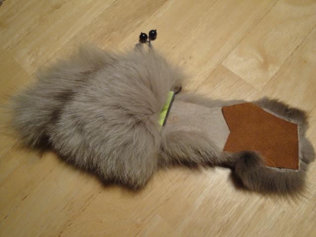fox fur 007