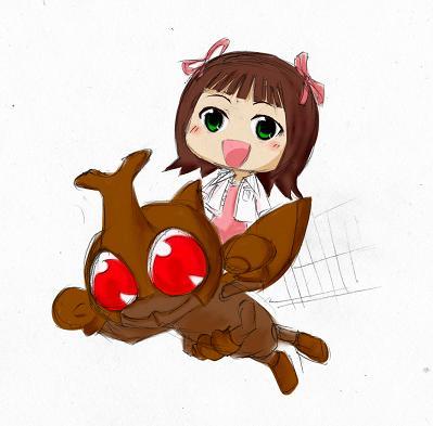春香 カブトムシ4