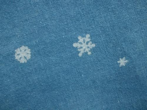 雪結晶アップ
