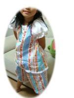 7月 ユリカのパジャマ 着画