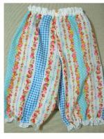 7月 ユリカのパジャマ ズボン