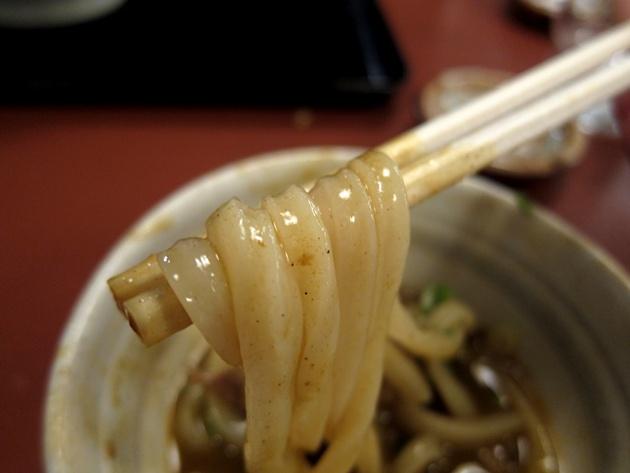 山 カレー麺