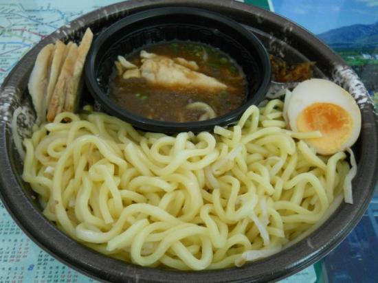 麺屋一燈冷やしつけ麺 (4)