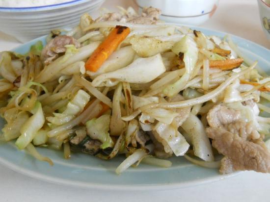 万福肉野菜 (2)