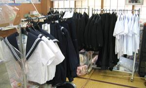 2009.05.10中学夏服販売