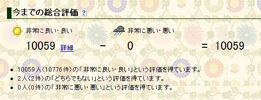 2009.08.14.ヤフオク評価