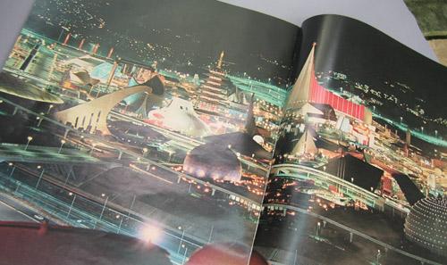 1970年万博夜景