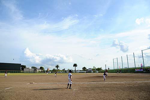 新宝満川地区球場