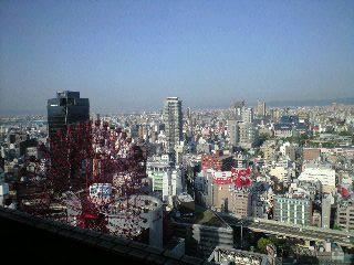 梅田の景色