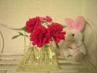 ミニつるバラ