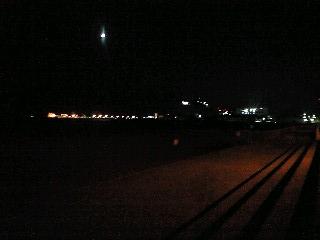 090730夜の海