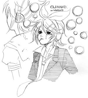 CLANNAD-VOCALOID