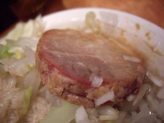 豚とこむぎ 小ラーメン(豚)