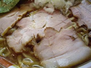 パワー軒 燕三条麺【大】(チャーシュー)