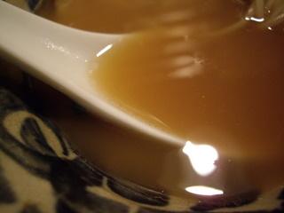 中華そば榮じ 中華そば(スープ)