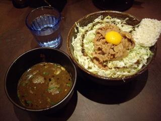 麺屋武蔵 武仁 カリーつけ麺
