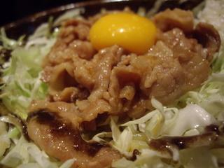 麺屋武蔵 武仁 カリーつけ麺(具)