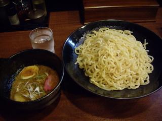 SAPPORO麺屋ZERO 味噌つけ麺