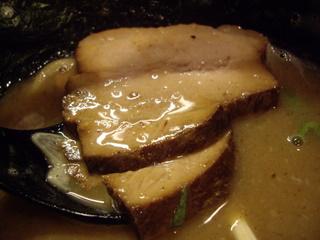 麺や 楓雅 Noodle shop FUGA 豚骨魚介らーめん(チャーシュー)
