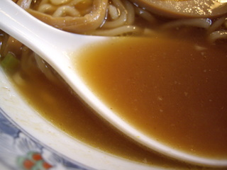 和風らーめん 大家 和風ラーメン(スープ)
