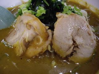 味の大王 元祖カレーラーメン(チャーシュー)