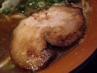 麺や虎鉄 豚そば醤油(チャーシュー)