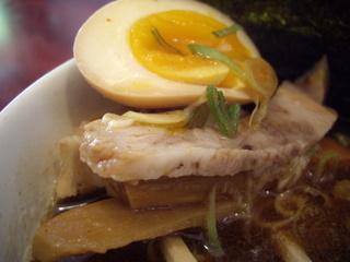 麺家一鶴 一鶴つけ麺(具)