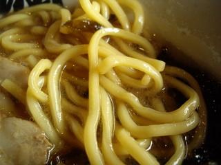 酒麺亭 潤 特岩のり中華(麺)