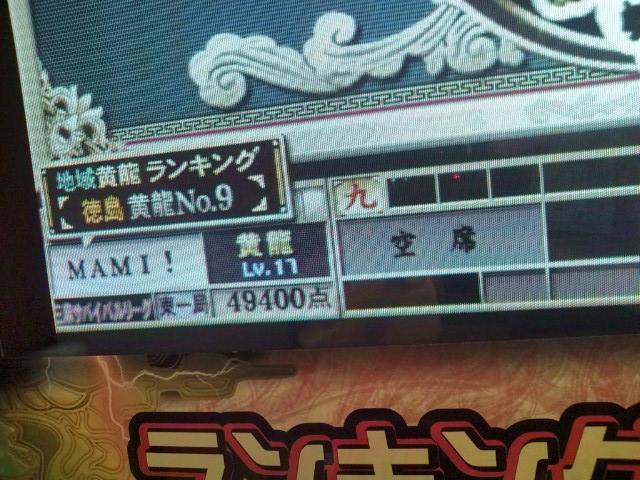 徳島9位?!