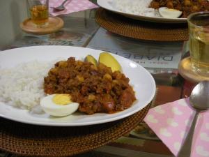 豆&ひき肉カレー2_convert_20090509195430