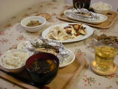 残りものばっかりの食卓_convert_20090516170232