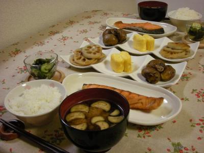 焼鮭で和食_convert_20090523161926