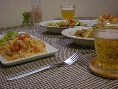 ビールとともにイタリアン_convert_20090605105236