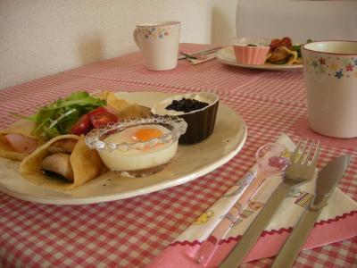 お食事クレープで朝ごはん2_convert_20090619105001